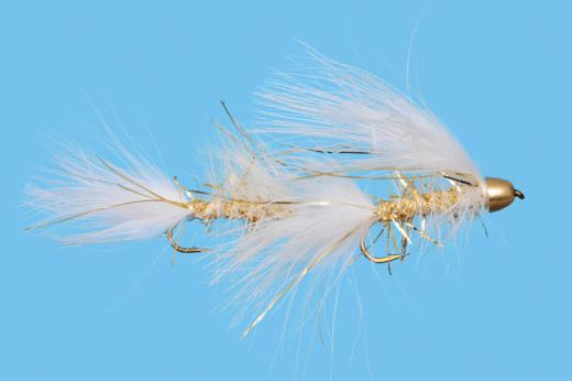 Learn to tie a Goldie Streamer with the Ugly Bug
