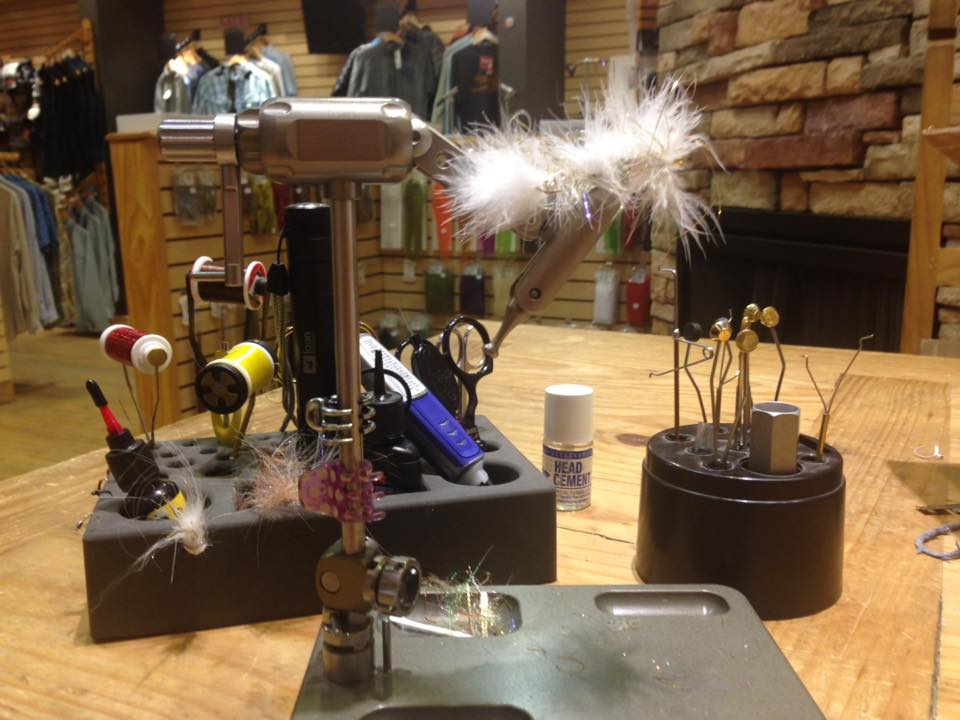 Last Night of Fly Tying March 16th!
