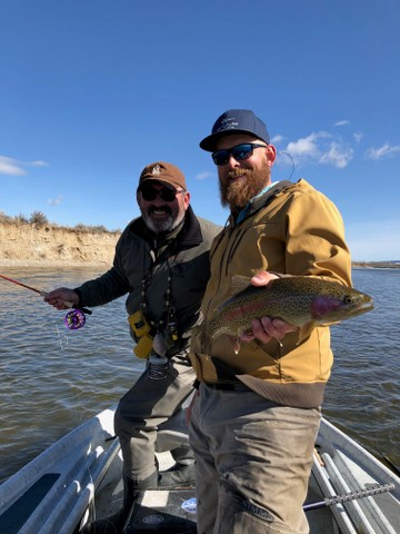 Fishing Report 04/16/2018