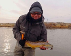 North Platte River Fishing Report