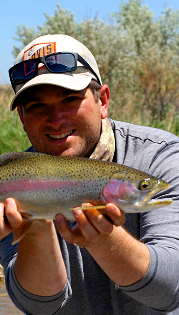 Crazy Rainbow Fly Fishing, Fly Fishing Tips, Casper Wyoming