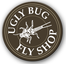 Ugly Bug Fly Shop at Crazy Rainbow in Wyoming